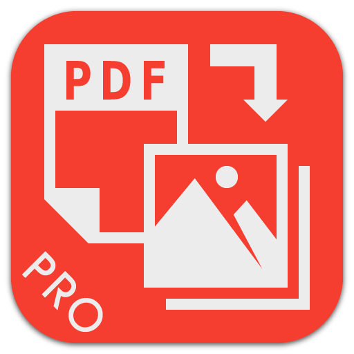 PDF to JPG Pro - PDF to Image batch converter, Watch folder