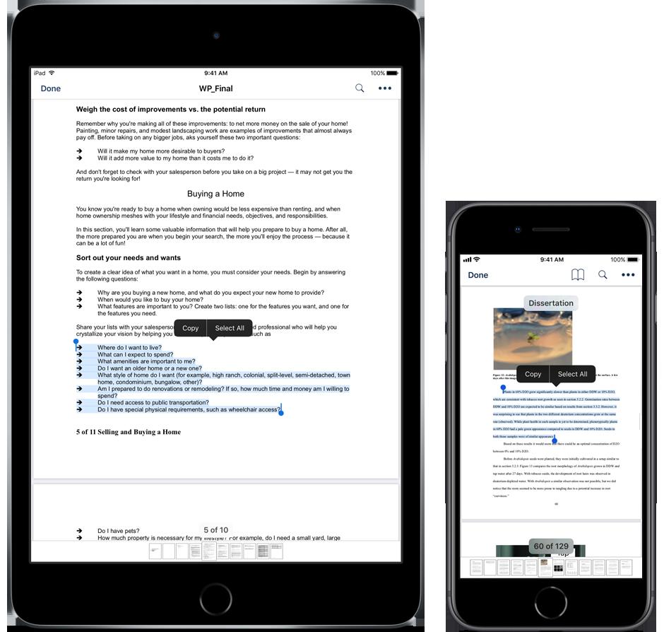 WPD Reader - Open WordPrefect documents on Mac